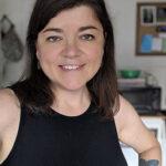 Portrait of Amy Harrell, blog author